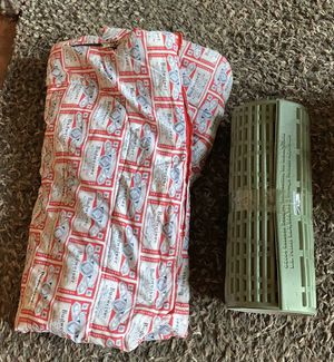 Budweiser sleeping bag + sleeping pad for Sale in Lake Forest, IL