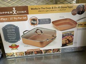 "4 piece, 11"" Fry Pan Set for Sale in Phoenix, AZ"