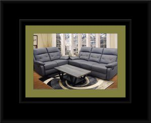 8102 recliner sofa and loveseat for Sale in Manassas, VA