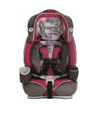 Graco nautilius 3 in 1 car seat with booster and graco literider stroller together for Sale in West Springfield, MA