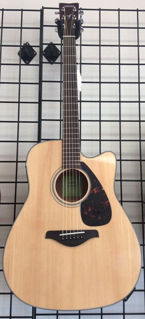 Yamaha FG Series Acoustic - Electric Guitar for Sale in TWN N CNTRY, FL
