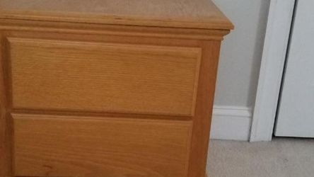 Desk With 2 Nightstands for Sale in Nottingham,  MD