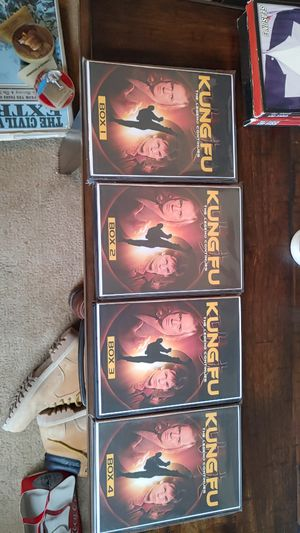 Kung Fu The Legend Continues on DVD Four Seasons for Sale in Deer Park, TX