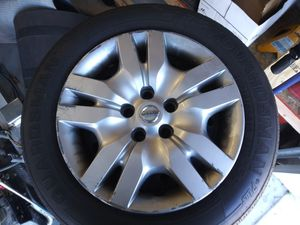 Tires and rims off 2012 nissan altima for Sale in Bethlehem, GA