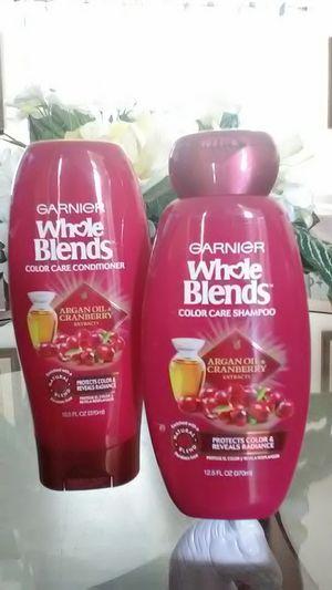 Garnier Whole Blend Color Care Shampoo & Conditioner for Sale in Frostproof, FL