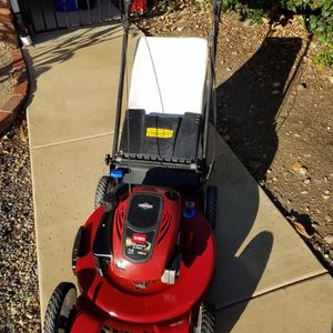 22in Toro Personal Pace Variable Walk Speed Rear Drive Lawn Mower Runs Great for Sale in San Diego, CA