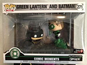 Green Lantern and Batman Funko 271 for Sale in Garland, TX