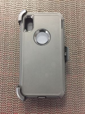 Rugged a Case for iPhone X/Xs for Sale in Costa Mesa, CA
