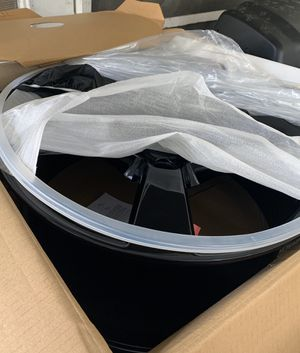 Chevy Camaro 20 inch rims brand new set of 4 for Sale in Gibsonton, FL