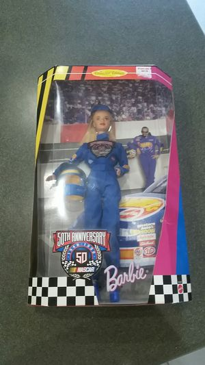 Nascar barbie for Sale in Phoenix, AZ