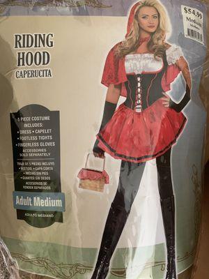 Riding Hood Halloween costume for Sale in Orlando, FL