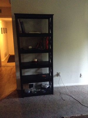 Two Identical Chocolate Bookshelves for Sale in Atlanta, GA