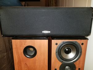 Polk Audio CS10 Center Channel for Sale in Fond du Lac, WI