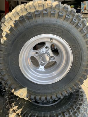 Golf cart tires and rims for Sale in Menifee, CA