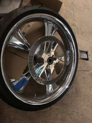 "23"" Front Rim Harley Davidson for Sale in Gilbert, AZ"