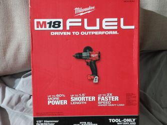 Milwaukee Hammer Drill Driver Tool Only for Sale in Miami,  FL