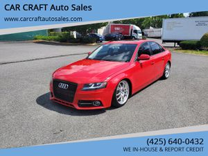 2011 Audi A4 for Sale in Brier, WA