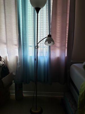 Bronze Floor Lamp for Sale in Santa Ana, CA