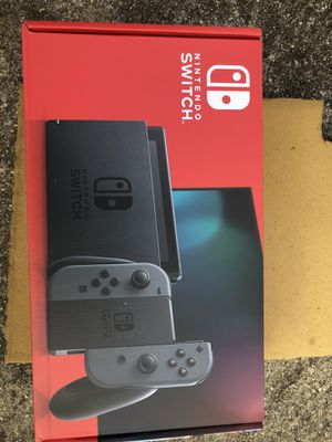 Nintendo Switch Console Gray V2 for Sale in Rockville, MD