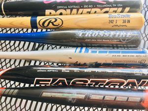 Baseball bats for Sale in Eastpointe, MI