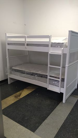 Bunk bed twin over twin 40$ down for Sale in Columbus, OH