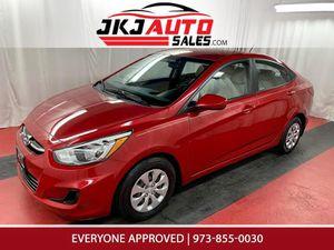2016 Hyundai Accent for Sale in Paterson, NJ