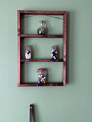 Custom made wall shelves for Sale in Sanford, NC