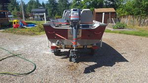 2004 25 HP Yamaha 2 stroke for Sale in Snoqualmie, WA