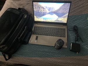 Lenovo Laptop BRAND NEW with bag and wireless mouse for Sale in Orangeburg, SC