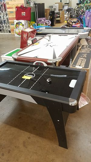 Air Hockey tables for Sale in Phoenix, AZ