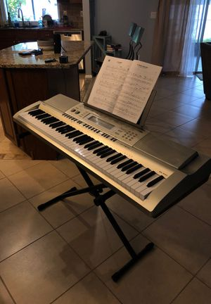 Casio WK-200 for Sale in Cape Coral, FL