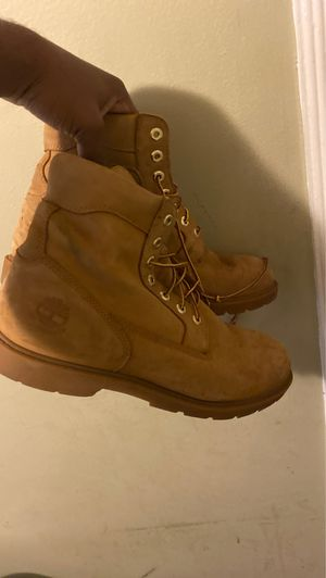 Timberland boots size 12 for Sale in Mount Rainier, MD