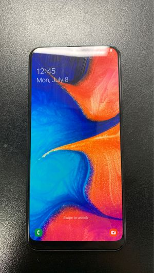 Samsung Galaxy A20 Boost Monile for Sale in Fair Oaks, CA