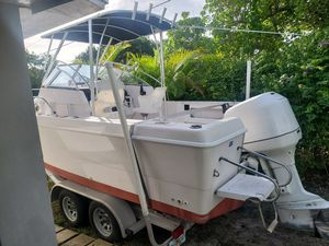 95 Proline 21 ft ready for fishing for Sale in Coral Gables, FL
