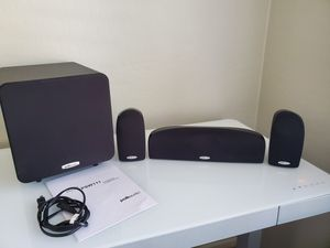 Surround Sound Speakers and Subwoofer for Sale in Gilbert, AZ