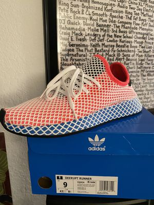Adidas Deerupt Runner size 9 brand new for Sale in Miami, FL