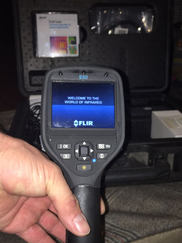 Flir E60 Thermal Imaging Camera
