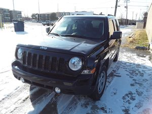 2016 Jeep Patriot 4X4 for Sale in Burnham, IL