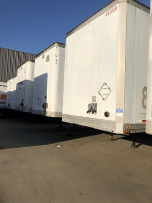 48' storage trailers for Sale in Fountain Valley, CA