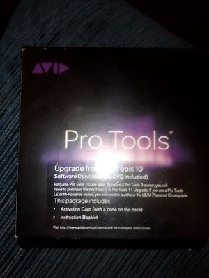 Pro tools teir 1 for Sale in Las Vegas, NV