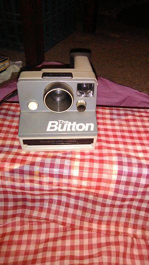 *POLAROID INSTAMATIC CAMERA* Uses Polaroid Film & Flashbar. for Sale in Garland, TX