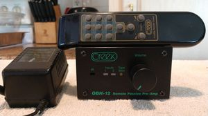 Creek Passive Stereo Preamplifier for Sale in Weirton, WV