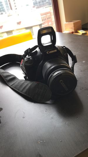 Cannon Camera- DSLR for Sale in Pittsburgh, PA