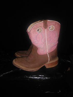 GIRLS LEATHER BOOTS for Sale in Chula Vista, CA