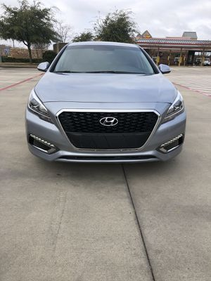 2016 Hyundai Sonata Hybrid for Sale in Dallas, TX