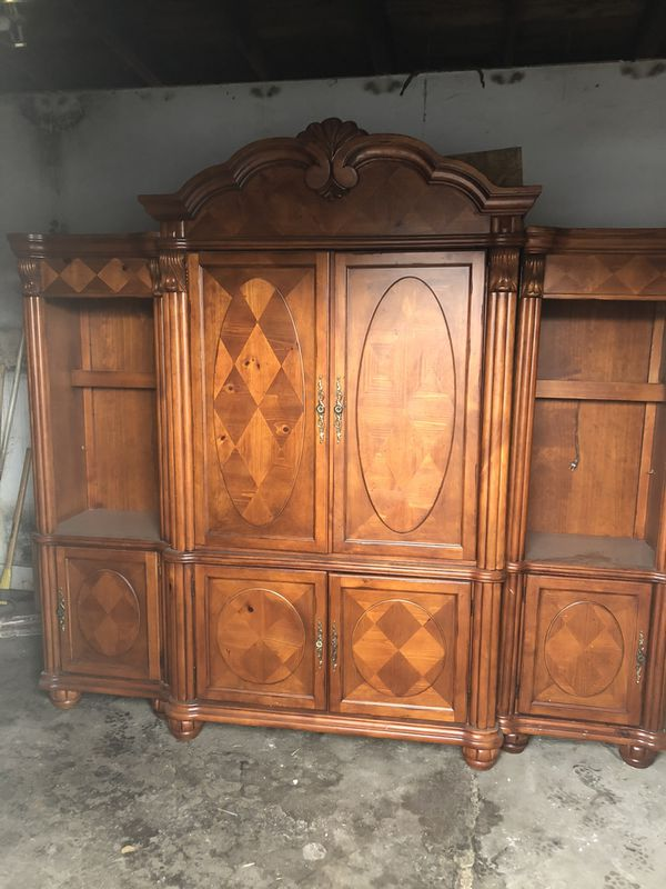Armoire / entertainment center/ storage