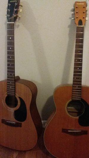 TWO GUITARS for Sale in Seattle, WA