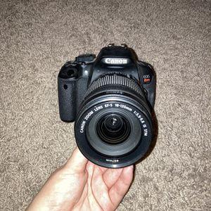 Canon EOS Rebel t5i for Sale in Fresno, CA