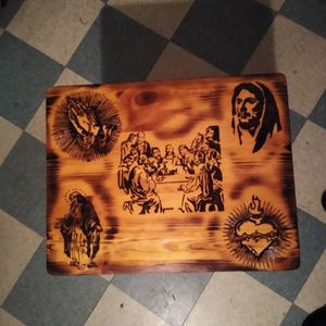 Lords Supper Tv Dinner Tray for Sale in Wenatchee, WA