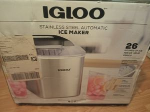 Igloo ice maker for Sale in Los Angeles, CA